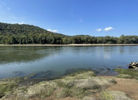 3+/-,River Frontage, Guion, AR Izard County