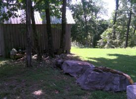 16 +/- Acre blueberry farm with appx 2486 sq ft home